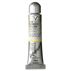 Holbein Vernét Superior Artists' Oil Color - Bismuth Yellow, 20 ml tube