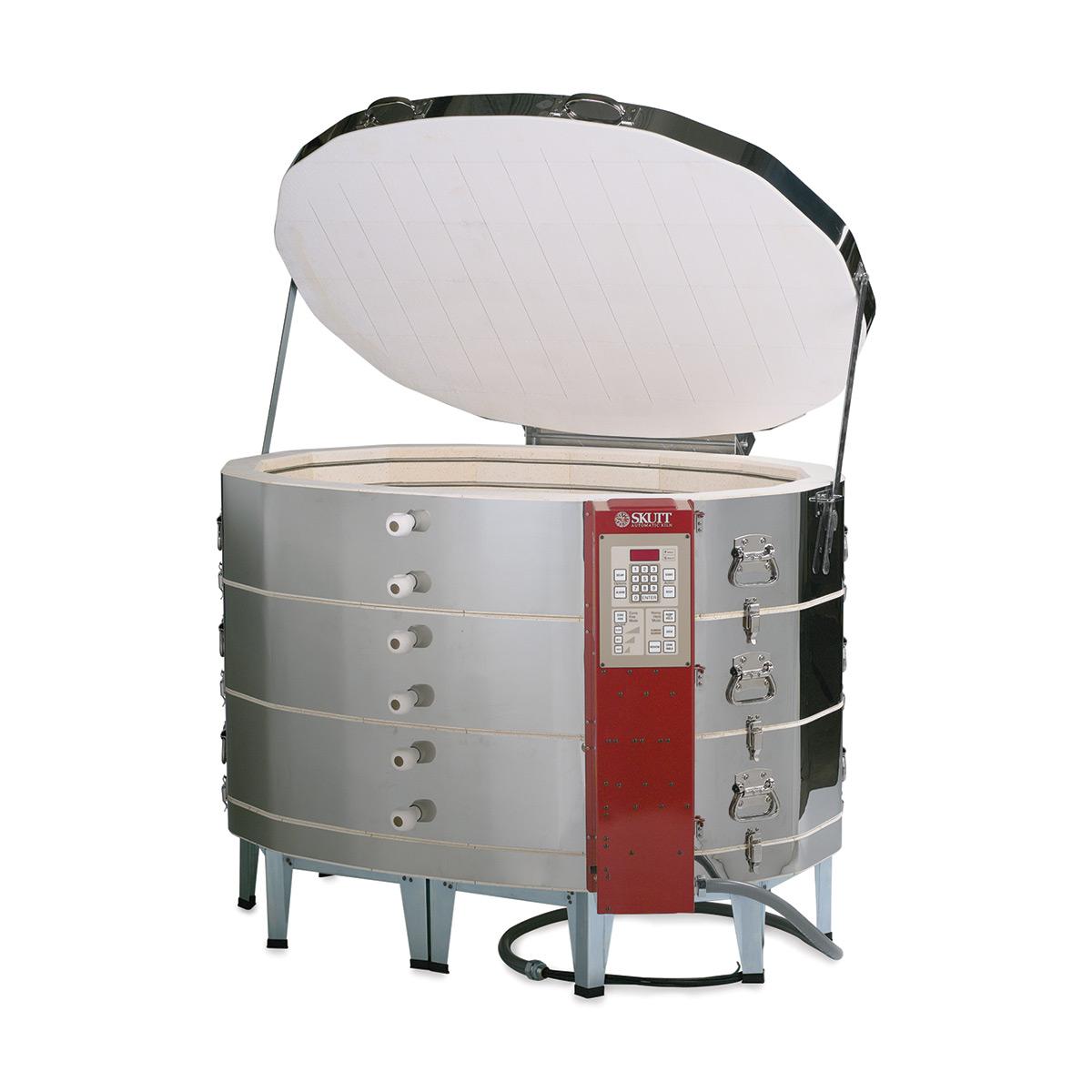 Skutt KM Series Kilnmaster Automatic Kiln - KM-1627-3PK, Cone 10, 208V, 3P, 76A