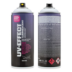 Montana UV-Effect Luminescent Varnish Spray - 400 ml Can