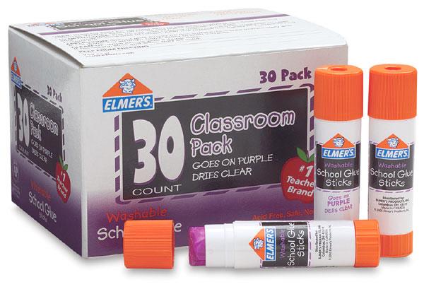 Elmers Washable School Glue Sticks