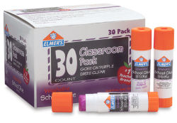 Glue Stick Classroom Pack of 30