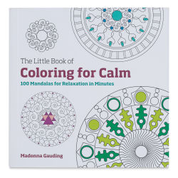 The Little Book of Coloring for Calm, Book Cover