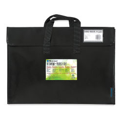 Itoya Art Profolio All-Weather Portfolio - 14-1/2'' x 20'', Black