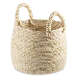 Design Ideas Mazi Basket with Handles