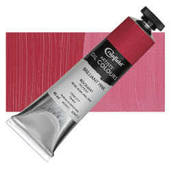 Cranfield Artists' Oils - Brilliant Pink, 40 ml, Tube