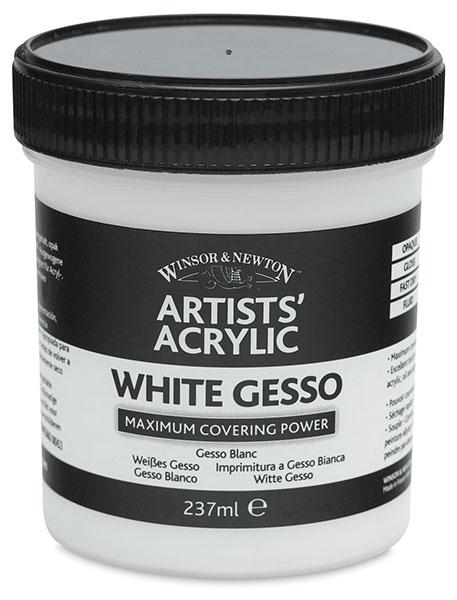 Winsor & Newton Artists' Acrylic Gesso
