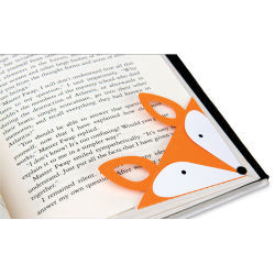 Sizzix Bigz Bookmark Dies - Fox