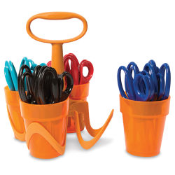 Fiskars Scissors Class Pack Carrier - Pkg of 24, Blunt Tip