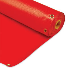 Banner On A Roll - 34'' x 24 yd, Red