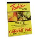 Fredrix Canvas Pad - 8'' x 10'', 10 Sheets