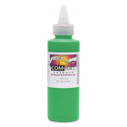 Iwata Com-Art Airbrush Color - 4 oz, Opaque Sap Green