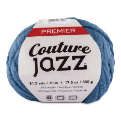 Premier Yarn Couture Jazz Jumbo Yarn - Denim