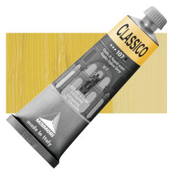 Maimeri Classico Oil Color - Naples Yellow Deep, 60 ml tube