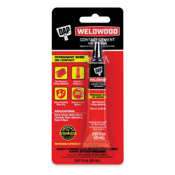 DAP Weldwood Original Contact Cement - .67 oz, Tube