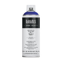 Liquitex Professional Spray Paint - Cobalt Blue Hue 3, 400 ml can