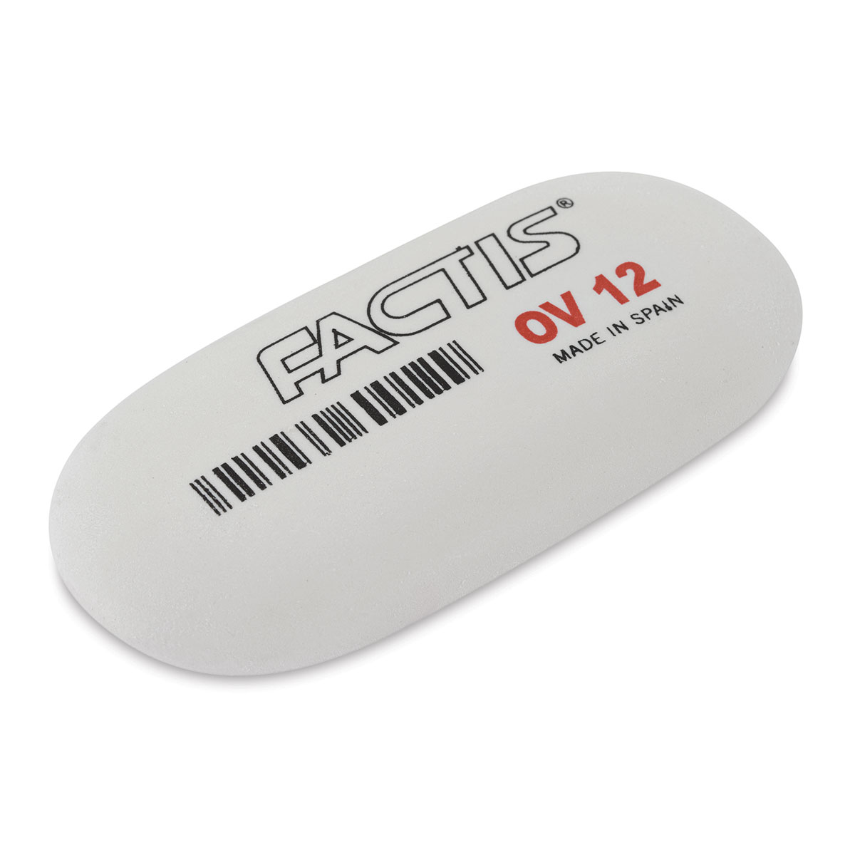 Generals Factis Extra Soft Eraser white PACK OF 24