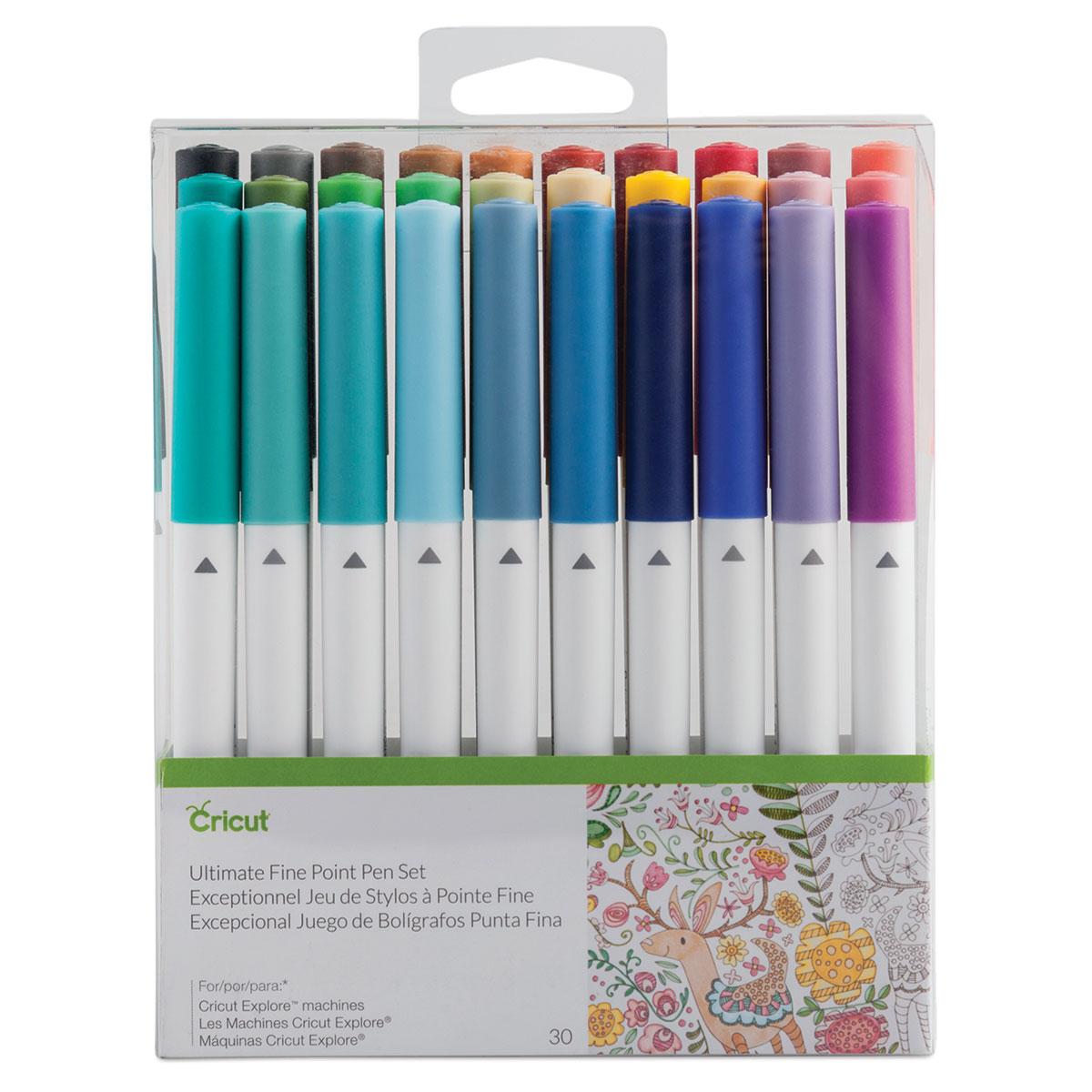 Cricut Pen Set - Ultimate Set of 30