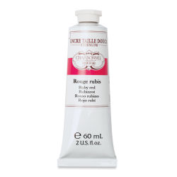 Charbonnel Etching Ink - Ruby Red, 60 ml