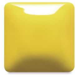 Blick Essentials Gloss Glaze - Pint, Lemon