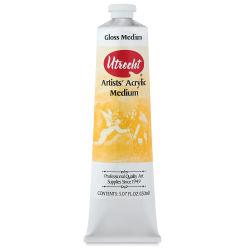 Utrecht Acrylic Medium - Gloss Medium, 5 oz tube