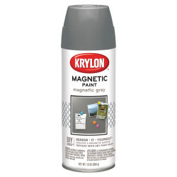 Krylon Magnetic Spray Paint - 13 oz Can