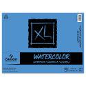 Canson XL Watercolor Pad - 11'' x 15'', Euro Fold, 30 Sheets