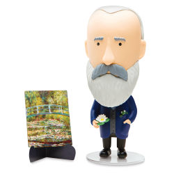 Art History Heroes Figurine Collection - Claude Monet