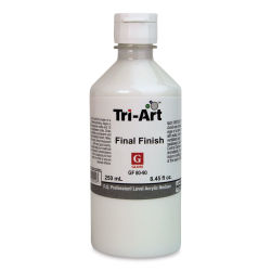 Tri-Art Final Finish Medium - Gloss, 250 ml, Bottle