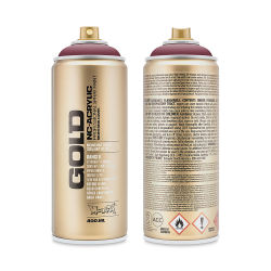 Montana Gold Acrylic Professional Spray Paint - Ancient Pink, 400 ml can