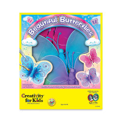 Faber-Castell Creativity for Kids Beautiful Butterflies