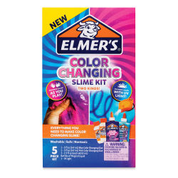 Color Change Slime Kit  Outside of Package