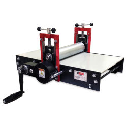 Speedball Etching Phenolic Bed Press, Gear Drive