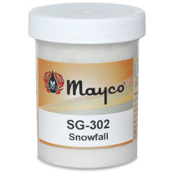 Mayco Snowfall - 4 oz Jar