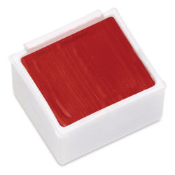 Derwent Inktense Paint Pan - Poppy Red