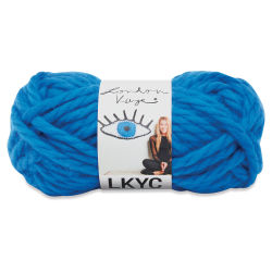 Lion Brand London Kaye LKYC Yarn - True Blue