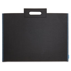Itoya Profolio Midtown Bag - 17'' x 23'', Black