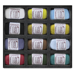 Townsend Terrages Pastel Set - Wolf Kahn Favorites C, Set of 12