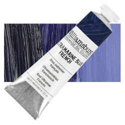 Ultramarine Blue French