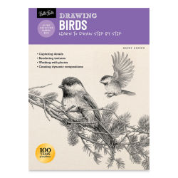 Drawing: Birds, Book Cover