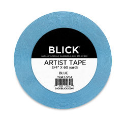 Blick Artist Tape - Blue, 3/4'' x 60 yds