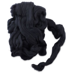Darice Craft Fluff - Black