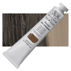 Winsor & Newton Artists' Oil Color - Van Dyke Brown, 200 ml, tube