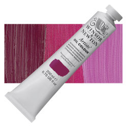 Winsor & Newton Artists' Oil Color - Quinacridone Magenta, 200 ml, tube
