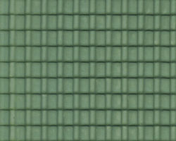 Plastruct Patterned Sheets, Ridged Clay Tile, 1:48 Scale