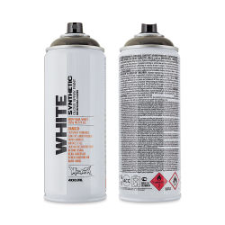 Montana White Spray Paint - King Kong, 400 ml can