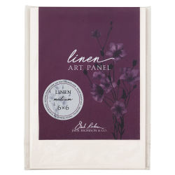 Richeson Linen Canvas Panel - Medium, 6'' x 6''