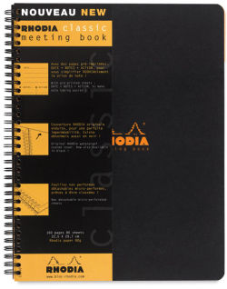 Meeting Book, 80 Sheets