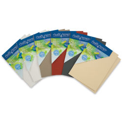 Hand Book Paper Co. Pastel Premier Conservation Panel - 12'' x 16'', Buff, Single board