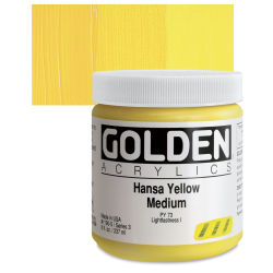 Hansa Yellow Medium