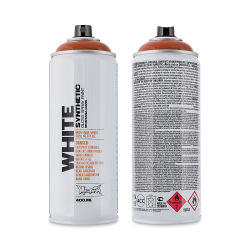 Montana White Spray Paint - Kidney Beans, 400 ml can